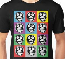 Mighty Boosh Face - Warhol Style Unisex T-Shirt