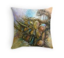 ORPHEUS AND EURYDICE Throw Pillow