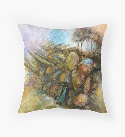 ORPHEUS AND EURYDICE Throw Pillow