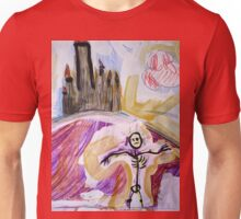 Party Up the World Unisex T-Shirt