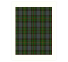 00002  Smith Clan Tartan  Art Print