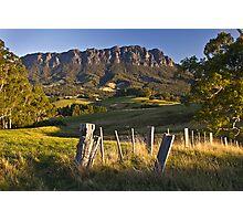 Mt Roland Photographic Print