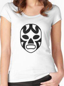 La Máscara Women's Fitted Scoop T-Shirt