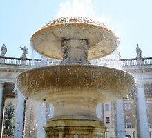 Fountain of Saint Peter by HELUA