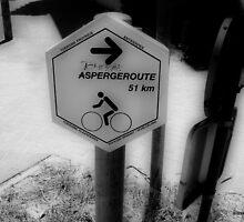 Aspergeroute,Antwerpen, Belgie. by alaskaman53