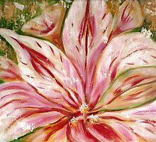 Asian Lily by Pamela Plante
