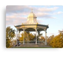 Rotunda - Elder Park, Adelaide. Canvas Print