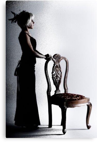 The Victorian Lady by Tony Lin