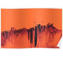 WDVT - 0005 - Skyline of the Floating City 2 Poster