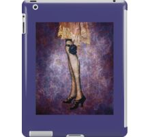 ALL DRESSED UP FOR THE PARTY iPad Case/Skin