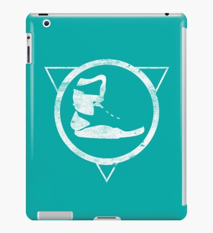 Power Laced iPad Case/Skin