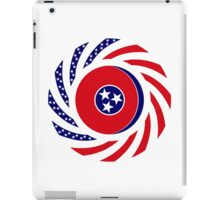 Tennessean Murican Patriot Flag Series iPad Case/Skin
