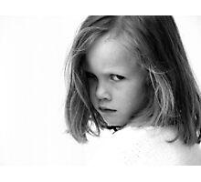 Anger Photographic Print