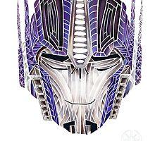 Optimus Batik by robots-n-stuff