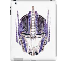 Optimus Batik iPad Case/Skin