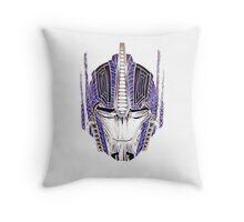 Optimus Batik Throw Pillow