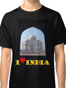 I love India Classic T-Shirt