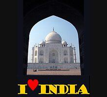 I love India Long Sleeve T-Shirt