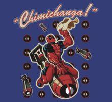 Fly Deadpool T-Shirt