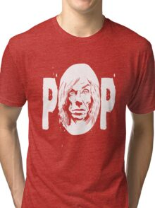 POP music Tri-blend T-Shirt