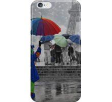 Bonjour Paris! iPhone Case/Skin