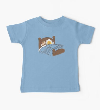 Breakfast In Bed Baby Tee