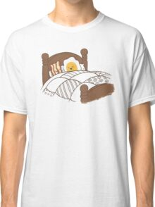 Breakfast In Bed Classic T-Shirt