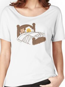 Breakfast In Bed Women's Relaxed Fit T-Shirt