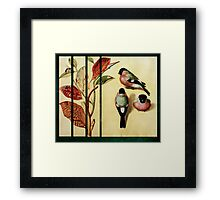 SEASON OF ALL THINGS WINGED Framed Print