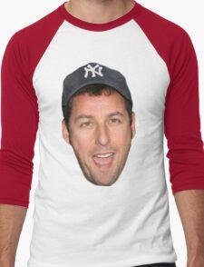Adam Sandler's Face Men's Baseball ¾ T-Shirt