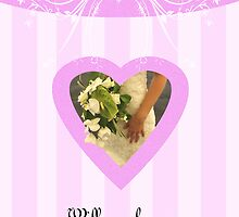 Will you be my bridesmaid, general card out of the set by Moonlake