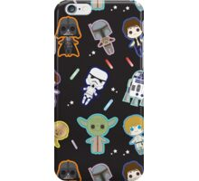 Star Wars Cuties Party iPhone Case/Skin
