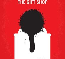 No130 My Exit Through the Gift Shop minimal movie poster by JiLong