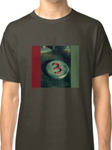 Three 3 three Classic T-Shirt