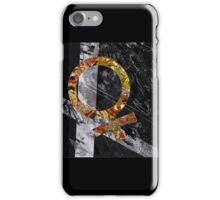 Fem1-Fire & Brimstone (small) iPhone Case/Skin