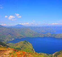 Lake Toba by canon40d