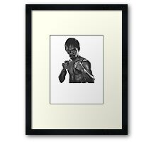 Manny Pacquiao The Legend Framed Print