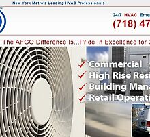 Commercial AC NYC by afgoafgo01