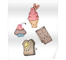 Sweet Treat Cuties Poster