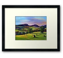 Highland Autumn Framed Print