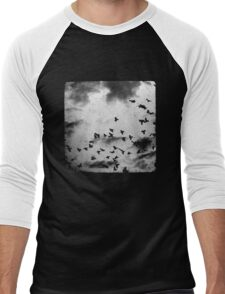 Doomsday (for black) Men's Baseball ¾ T-Shirt