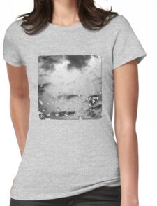 Doomsday (for black) Womens Fitted T-Shirt