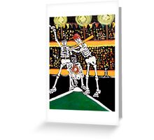 Batter Up Greeting Card