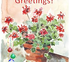 Season's Greetings 2014 by Maree  Clarkson