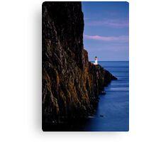 Neist Point Lighthouse, Isle of Skye Canvas Print