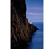 Neist Point Lighthouse, Isle of Skye Photographic Print