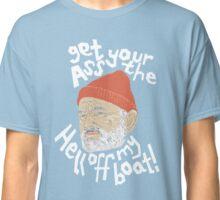 Steve Zissou Life Aquatic Classic T-Shirt