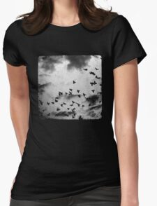 Doomsday Womens Fitted T-Shirt