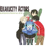 Kagerou Project Inspired by Yokei