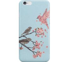 Blossom Bird  iPhone Case/Skin